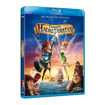 Disney Campanilla, Hadas y Piratas Blu-Ray 1 ud