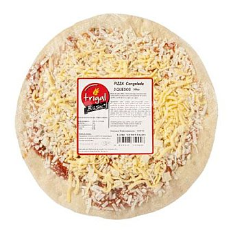 TRIGAL Pizza de quesos 300 g