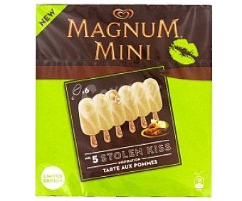 Magnum Frigo Bombón helado tarta de manzana 5 Kisses 6x50ml