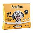 Collar antiparasitario para perros talla grande medida 65 cm 1 unidad Scalibor