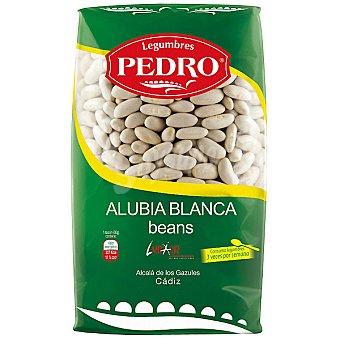 LEGUMBRES PEDRO Alubia blanca paquete 1 kg