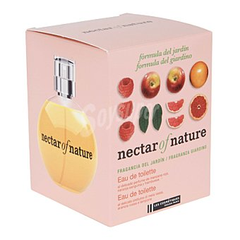 Les Cosmétiques Colonia Fragancia del jardín de manzana, naranja y frambuesa - Nectar of Nature 100 ml