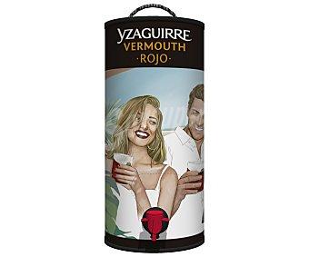 Yzaguirre Vermouth clásico rojo, con grifo extraible 3 l