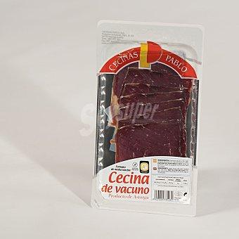 Pablo Cecina en lonchas  Envase de 100 g