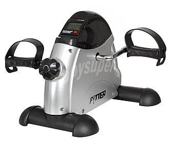 FYTTER Pedalina de uso doméstico con resistencia ajustable para piernas y brazos y monitor de 6 funciones, modelo Blu Mum Cilco Ci-02B 1 Unidad