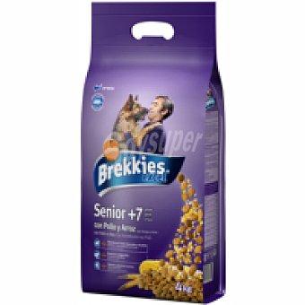 Brekkies Affinity  Alimento para perro senior 4 kg