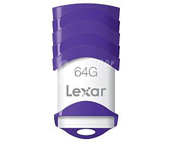 USB LEXAR Memoria Jumpdrive V30, 64GB, Usb 2.0