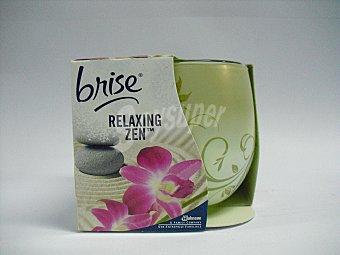 Glade Brise Velas relax zen Pack 1 unid