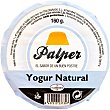 Yogur natural tarro 160 g tarro 160 g Palper