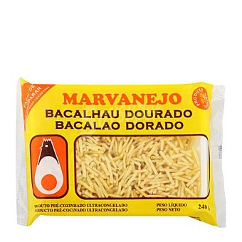 Armazens Mercearia Marvanejo Bacalao dorado 240 g