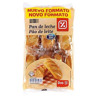 DIA Pan de leche Bolsa 480 gr