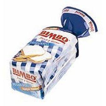 Bimbo Pan de molde pequeño Paquete 290 g