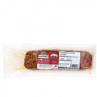 Chorizo cular extra mitades Embutidos Disma 290 g aprox Envase de 290.0 g. aprox