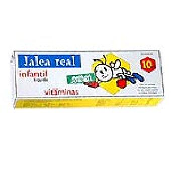 Santiveri Jalea real infantil 250 ml estuche 20 unidades 250 ml