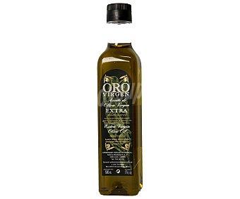 Oro Virgen Aceite de oliva virgen extra Botella de 500 ml