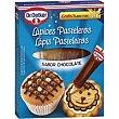 Lápices pasteleros de chocolate 3+1 unid Dr. Oetker