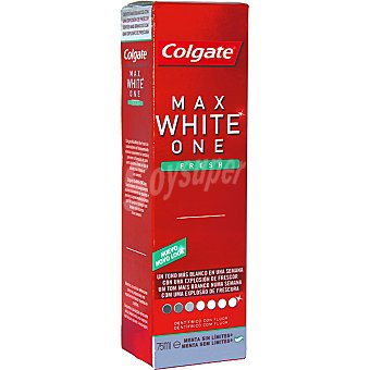 Colgate Pasta dentífrica One Fresh con fluor Tubo 75 ml