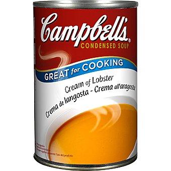 Campbell's Sopa de langosta concentrada Lata 295 g