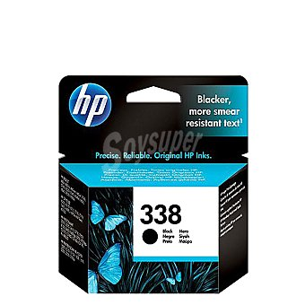 HP Cartucho de Tinta 338 - Negro Cartucho de Tinta 338