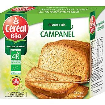 CEREAL BIO biscotes ecológicos  envase 250 g