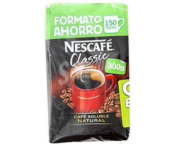 Nescafé Café soluble natural 300 Gramos