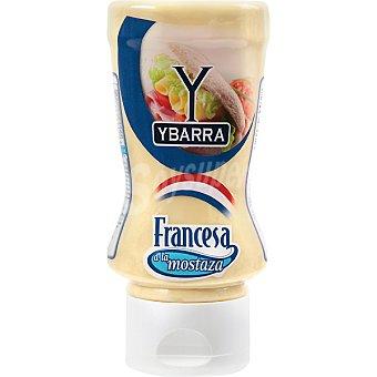 Ybarra Salsa francesa a la mostaza Envase 250 g