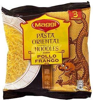 Maggi Pasta oriental sabor pollo 70 g