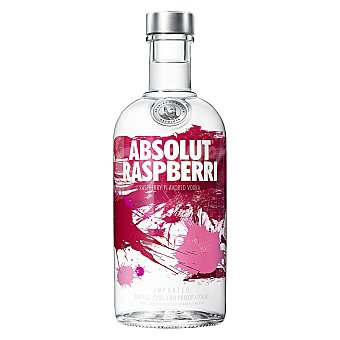 Absolut Vodka vodka raspberri  botella 70 cl