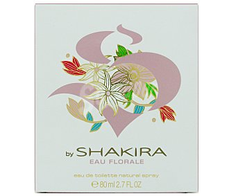 SHAKIRA Florale eau de toilette Natural femenina Spray 50 ml