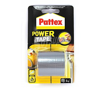 Pattex Cinta adhesiva de 50 milímetros y color blanco 1 unidad
