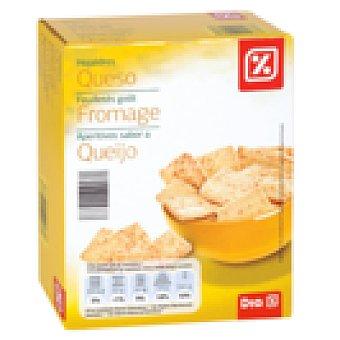 DIA Galleta salada sabor queso caja 60 grs