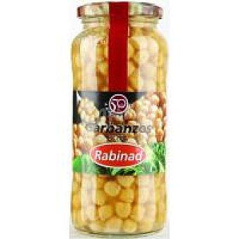 RABINAD Garbanzo al natural Tarro 540 g