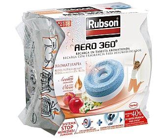 Rubson Tableta recambio poder frutal de para deshumidifador Aéro360, rubson 450 gramos