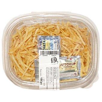 Rubio Patatas fritas paja Envase 150 g