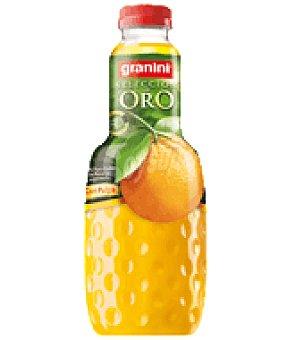 Granini Zumo naranja con pulpa selección oro 1 l
