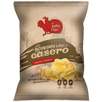 El Gallo Rojo Patatas fritas al estilo casero Bolsa 170 g