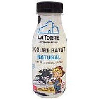 LATORRE Iogurt batut natural Pack 2x125 g