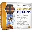 Propolvit Defens Jalea Real, Propóleo, Calostro, Shiitake, Reishi y Vitamina B6 caja 20 viales de 10 ml 10 ml Marnys