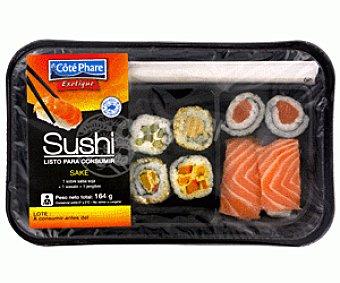 Cote Phare Sushi Maki-Nigiri de Salmón 164g