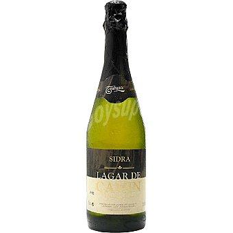 LAGAR DE CAMIN Sidra achampanada extra brut Botella 75 cl