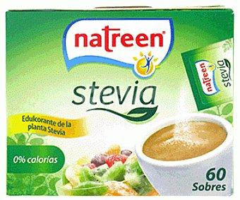 NATREEN Stevia Edulcorante Caja 60 g