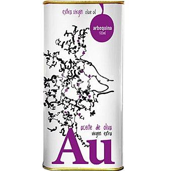 ACEITES UNICOS aceite de oliva virgen extra Arbequina lata 500 ml