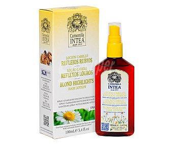 Intea Loción aclarante del cabello rubio natural, fino o delicado camomila 100 ml