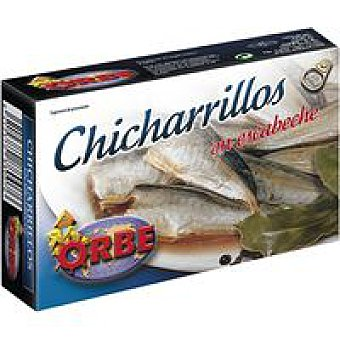 Orbe Chicharrillo en escabeche Lata 125 g