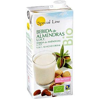 SPECIAL LINE Bio bebida de almendras sin lactosa ecologica envase 1 l