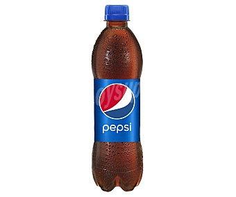 Pepsi Clásica refresco de cola Botella 50 cl