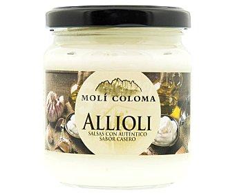 Moli coloma Salsa alioli 185 g