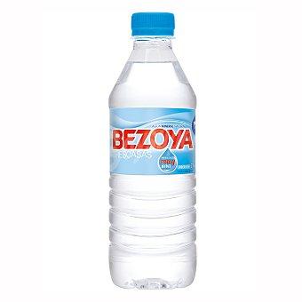 Bezoya Agua mineral natural de mineralización muy débil Botella 50 cl