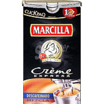 Marcilla Café Express Descafeinado Mezcla Crème Express 250 gr