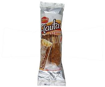Dulcesol Flauta de crema Paquete 240 g